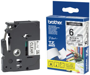 brother Cassette à ruban pochoir STe-151, 24 mm x 3,0 m