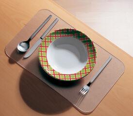 RS-Office set de table, polycarbonate, (L)415 x (P)270 mm
