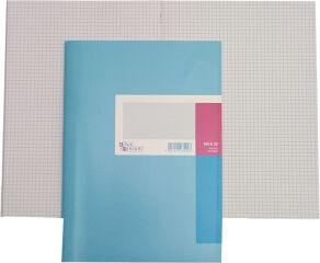 König & Ebhardt Livre de compte, format A6, quadrillé, 32