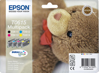 EPSON encre DURABrite Ultra Multipack pour EPSON Stylus D88