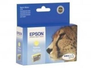 Encre d'origine pour EPSON Stylus D78/DX4000/DX4050, jaune