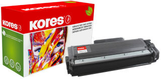 Kores Toner G1159RB remplace brother TN-2000, noir