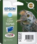 Original EPSON Encre Claria pour Stylus Photo 1400,cyan ligh