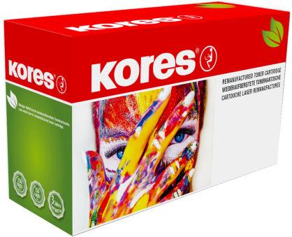 Kores Toner G1306RB remplace KYOCERA/mita TK-310, noir