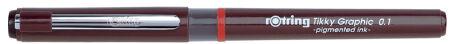 rotring Stylo feutre Tikky Graphic, largeur de tracé 0,2 mm