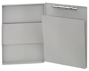 SAUNDERS Porte-documents 'Snapak', en aluminium