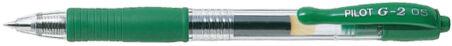 PILOT Recharge pour stylo encre gel BLS-G2-5, bleu