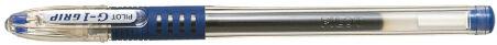 PILOT Recharge pour stylo gel BLS-G1-7, bleu