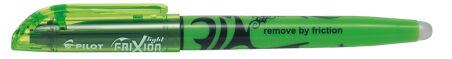 Pilot Surligneur FRIXION light, tracé: 3,8 mm, vert