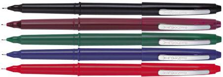 Feutre fineliner Penxacta, largeur de tracé: 0,5 mm, bleu