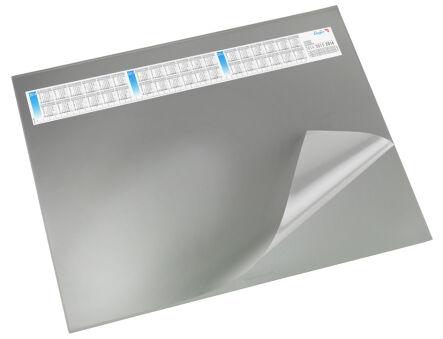 Läufer Sous-main DURELLA DS, 520 x 650 mm, gris