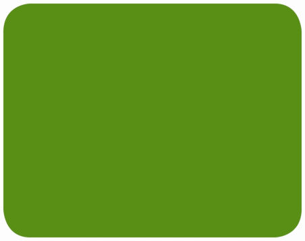 Läufer Sous-main SchreibGut, vert pomme