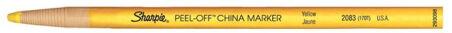 Sharpie Marqueur CHINA, largeur du tracé: 2,0 mm, jaune