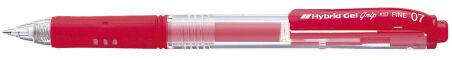Pentel Stylo bille encre à gel Hybrid Gel Grip K157, bleu