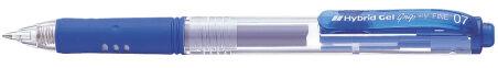Pentel Recharge pour stylo roller à encre à gel KFR7, bleu
