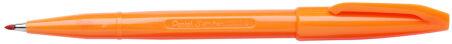 PentelArts Stylo feutre Sign Pen S520, gris argenté