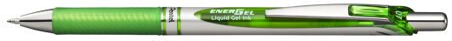 Pentel Stylo roller encre gel Energel BL77, vert