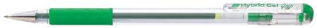 Pentel Recharge pour roller encre gel KF6, noir