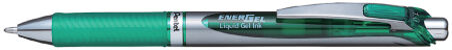 Pentel Recharge stylo roller à encre gel Liquid LR10, rouge