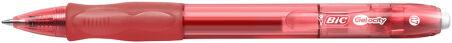 BIC Stylo à encre gel Gelocity, couleur d'encre: noir