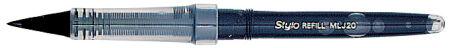 Pentel Stylo plume Tradio Stylo TRJ50, noir