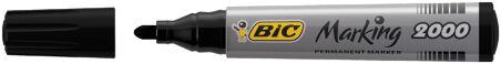 BIC Marqueur permanent Marking 2000 Ecolutions, noir