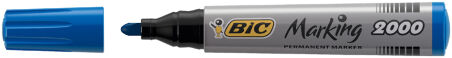 BIC Marqueur permanent Marking 2000 Ecolutions, rouge