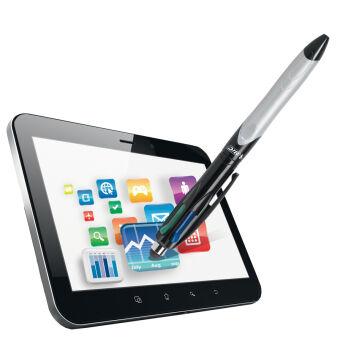 BIC Recharge pour stylo à bille 4 Colours, M, noir