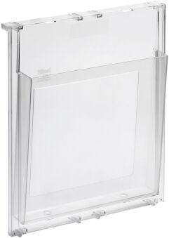 Accessoire, helit Rail de montage 'the placativ', longeur: 273 mm