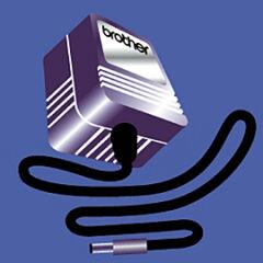 brother adaptateur modèle AD24, pour P-touch 1010/1090/1280