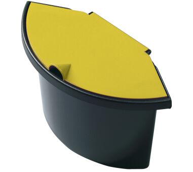 Accessoire, helit Insert pour corbeille à papier 'the collecotor', 2 L