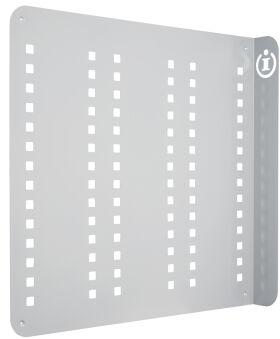 helit Porte-brochures 'the grid', A4 portrait, transparent