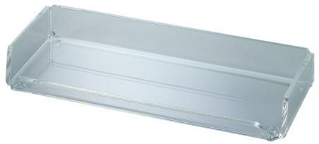 MAUL Plumier en acrylique, transparent, épaisseur: 4 mm