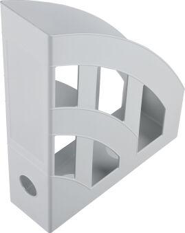 helit Porte-revues 'the bridge', A4, PP, gris lumière