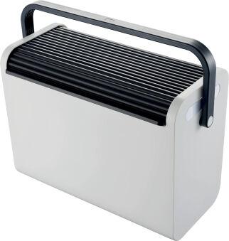 helit Boîte pour dossiers suspendus 'the mobil box', noir