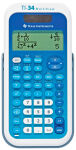 TEXAS INSTRUMENTS calculatrice d'école TI-34 Multi View
