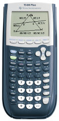 TEXAS INSTRUMENTS Calculatrice graphique TI-84 Plus