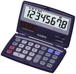 CASIO calculatrice de poche SL-100 VER,alimentation solaire/