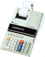 Triumph-Adler calculatrice imprimante modèle 121PD plus Euro