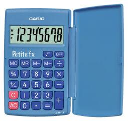 CASIO calculatrice LC-401 LV-BU 'Petite fx'