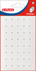 herlitz Oeillets de renforcement 13 mm, blanc,