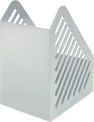 helit Porte-revues 'the tower gate', A5, gris lumière