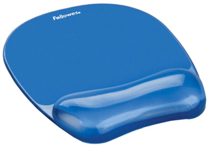 Fellowes 5391121 15 90 fellowes repose poignet avec tapis de souris crystal gel - Nettoyer un tapis de souris ...