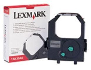 Ruban original pour LEXMARK 23xx/24xx/25xx, nylon, noir