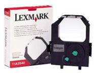 Ruban original pour LEXMARK 2400 Serie, nylon, noir