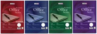 LANDRÉ Bloc de correspondance 'Business Office notes' A4,