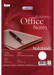 LANDRÉ bloc-notes à spirale, format A5, 40 feuilles, ligné