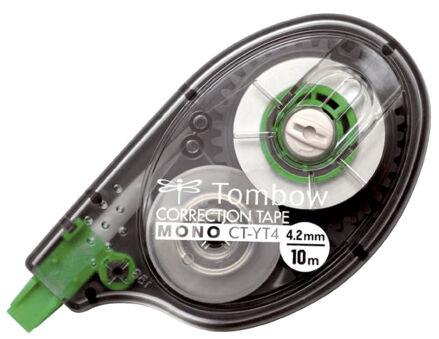 TOMBOW Rouleau correcteur 'MONO CT-YT4', 4,2 mm x 10 m