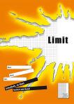 LANDRÉ cahier 'LIMIT' A4, linéature 25 / 9 mm ligné
