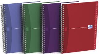 Oxford Office cahier de répertoire, A5, ligné, en carton